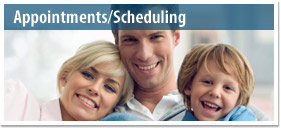 Appointments / Scheduling